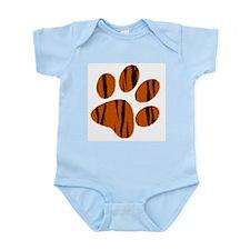 TIGER FUR Infant Bodysuit