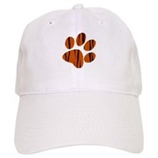 TIGER FUR Baseball Cap