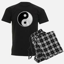 Yin Yang Symbol Pajamas