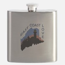 East Coast Love Flask