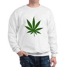 Marijuana Leaf Jumper