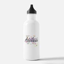 Adelaide Artistic Name Water Bottle