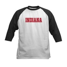 Indiana Jersey Red Tee
