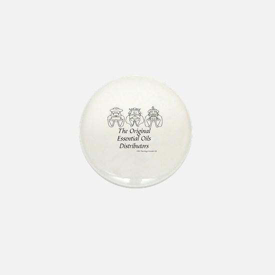 Cute Doterra essential oils Mini Button