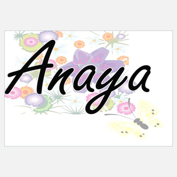 Cute Anaya Wall Art