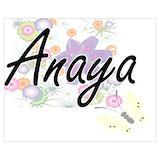 Love anaya Posters