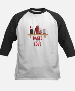 Baked With Love Baseball Jersey