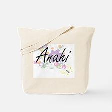 Cute Anahi Tote Bag