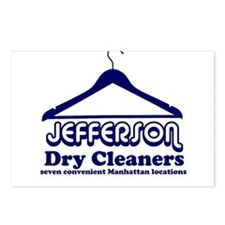 Jefferson Cleaners Postcards (Package of 8)