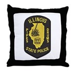 Illinois SP Pipes & Drums Throw Pillow