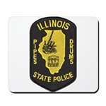 Illinois SP Pipes & Drums Mousepad