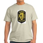 Illinois SP Pipes & Drums Light T-Shirt