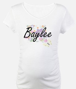Baylee Artistic Name Design with Shirt