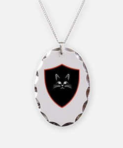 Funny Cat face Necklace