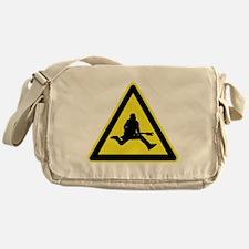 Funny Crossover Messenger Bag