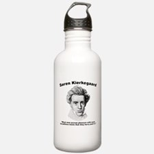 Kierkegaard Pleasure Water Bottle