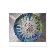 Gaudí Sticker