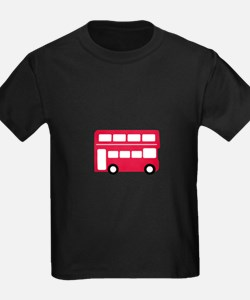 Big Red Bus T-Shirt
