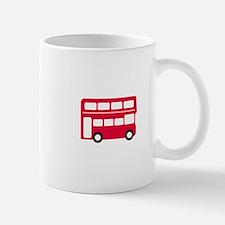 Big Red Bus Mugs