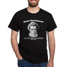 Kierkegaard Christian T-Shirt