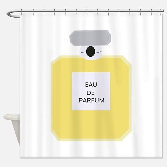 Eau De Parfum Shower Curtain