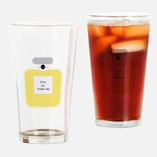 Eau De Parfum Drinking Glass
