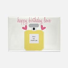Happy Birthday Love Magnets