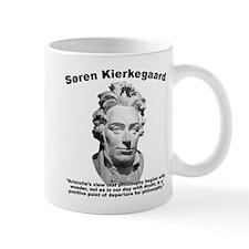 Kierkegaard Philosophy Mug