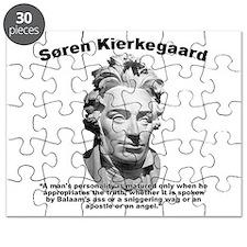 Kierkegaard Personality Puzzle