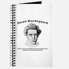 Kierkegaard Life Journal