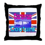 Caravan Couture Throw Pillow