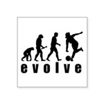 Evolve Bowling Square Sticker 3