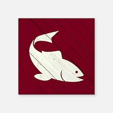 GONE FISHIN' Sticker
