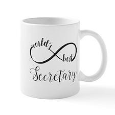 World's Best Secretary Mug
