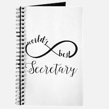 World's Best Secretary Journal