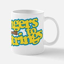 Fingers to Strings Mug