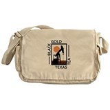 Oil and gas Canvas Messenger Bags