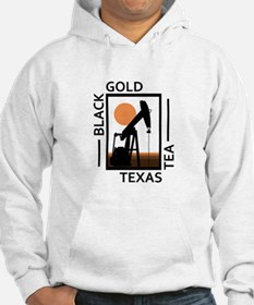 Black Gold Texas Tea Hoodie