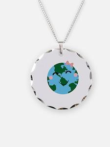Happy Earth Necklace