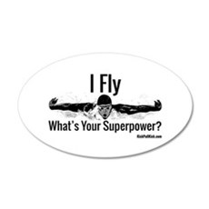 I Fly What's Your Wall Decal