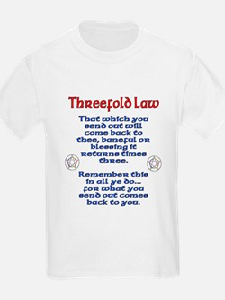 Threefold Law T-Shirt