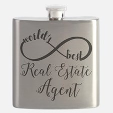 World's Best Real Estate Agent Flask