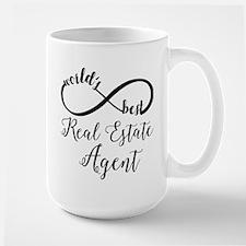World's Best Real Estate Agent Mug