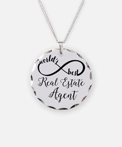 World's Best Real Estate Age Necklace