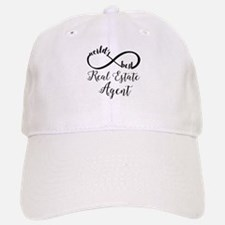 World's Best Real Estate Agent Baseball Baseball Cap
