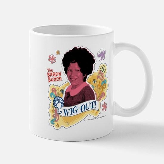 The Brady Bunch Jan: Wig Out Mug