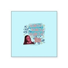 "The Brady Bunch: Marcia! Square Sticker 3"" x 3"""