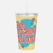 The Brady Bunch Logo Acrylic Double-wall Tumbler