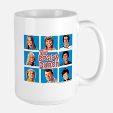 The Brady Bunch Grid Mug