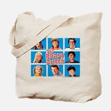 The Brady Bunch Grid Tote Bag